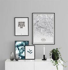 Mooie prints in fotolijsten