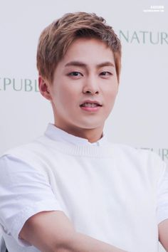 I will never get tired of this face  #Xiumin