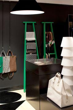 Green + black. Darkroom, London