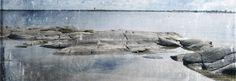 Päivi Hintsanen: From the Kylmäpihlaja Lighthouse Island I, 2009