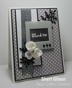 Thank You, TPE238 by PaperCrafty - Cards and Paper Crafts at Splitcoaststampers