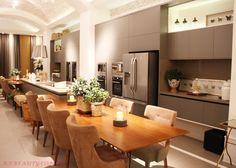Cozinha - Casa Cor Itajaí/SC 2014 - Pesquisa Google