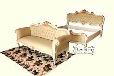 Crown elegance bedroom set