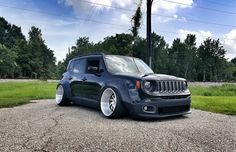 Jeep Renegade custom