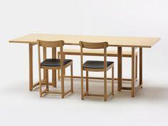 Rectangular beech table SELERI | Table - Zilio Aldo & C.