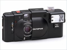 The Olympus XA was the best camera in the world when film was used. Small, beautifully made and perfect in the hand, it took superb pictures of life. No digital camera can replace it. Antique Cameras, Old Cameras, Vintage Cameras, Glasgow, Edinburgh, Ashley Johnson, Laura Bailey, Gopro, Photography Camera