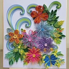 This craftart is real AWESOME ! Name it Scenery of a Blooming Garden. Another fascinating quilling art piece of beauty. Oh...can get addicted however find it very therapeutic. . #bloominggarden #quilling #quillingflowers #quillinggarden #gardenofbloomingflowers #quillingbutterflies #quillingbutterfly #quilling #quillingcraft #quillingart #quillingpaper #paperquilling #paperart #papercraft #quillingflower #diyhandwork #creativehands #owncreationidea #selfcreationcraft #madefromtheheart...