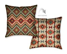 Country Mood II Decorative Pillow