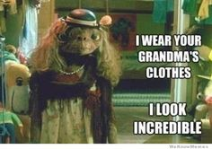 ET: Thrift Shop