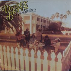 Kaufen Sie Dickey Betts & Great Southern - Dickey Betts & Great Southern (Vinyl) auf dem Discogs-Marktplatz