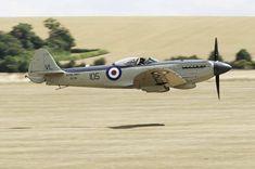 Seafire low pass