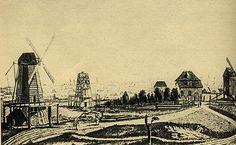Der Windmuehlenberg spaeter Boetzow- Brauerei, heute Prenzlberg, 1780