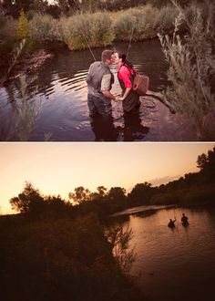 A colorado fly fishing engagement shoot...I feel more like a star everyday!