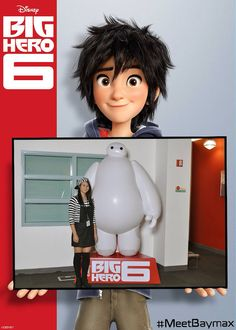 'Big Hero 6' Star RYAN POTTER Shares His Quirks with Crixit.com