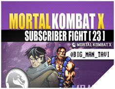 Mortal Kombat XL Gameplay Online Matches PS4   Takeda vs Sub Zero *MKX* ...