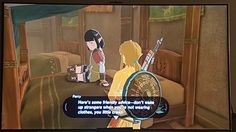 """Breath of the wild is not realistic"" http://ift.tt/2lDcQb9"