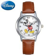 Нью-Міккі мишка мила мультфільм годинник хлопчик дівчина любові мода  водонепроникний наручний годинник студентський молодий 938f82d795874