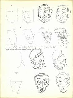walter foster faces - Google Search
