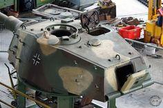 Tiger II Tank , Schweizerische Militärmuseum, Full, Switzerland