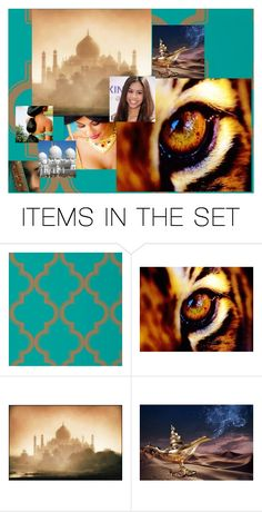 """""""Ashley Argota as Jasmine"""" by disneydressing ❤ liked on Polyvore featuring art, disney, aladdin and dreamcast"""