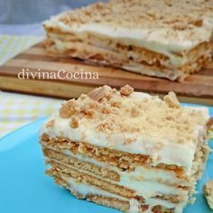 (entries, main plates and desserts) Sweet Desserts, Sweet Recipes, Delicious Desserts, Dessert Recipes, Yummy Food, Tapas, No Bake Cake, Cooking Time, Love Food