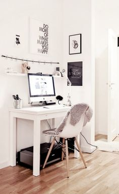 home office pequenos espacos inspire minha filha vai casar-25