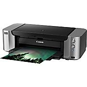 Shop Staples® for Canon® PIXMA® Pro-100 Wireless Inkjet Printer. Enjoy everyday low prices and get everything you need for a home office or business.