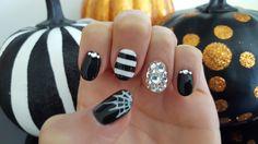 Halloween Nail Art!...