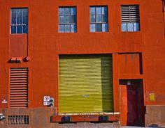 some red building in SOMA San Francisco