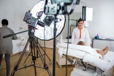 Filmproduktion Myderma Bad Kissingen, HighClass, RED, 8K, UHD, Licht Beauty Werbefilm
