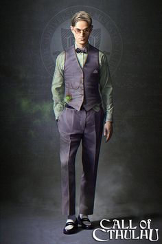 Next-Gen Call of Cthulhu – Two New Images | Lightning Gaming News