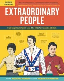 Extraordinary People by Michael Hearst and Aaron Scamihorn at Black Wagon