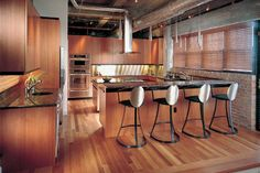 Salmon Bay Woodworks uses PureBond formaldehyde-free plywood.