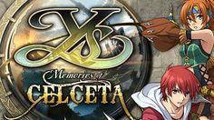 Ys: Memories of Celceta -- Launch TrailerAbsolute Ps4