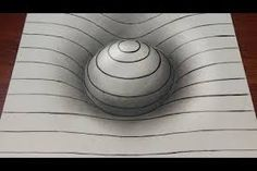 Image result for easy illusions to draw