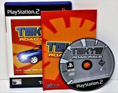 PLAYSTION 2 TOKYO ROAD RACE GAMING CAR RACING PS1 PS2 PS3 HONDA SUBARU TOYOTA