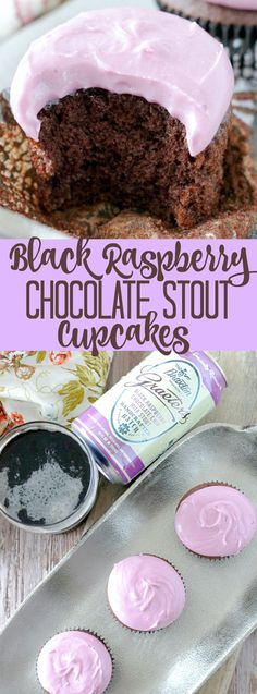 Black Raspberry Choc