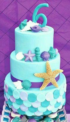 Ozean Torte