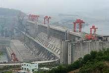 world's largest dam -