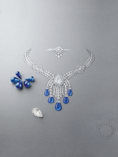 Van Cleef & Arpels Seven Seas High Jewellery Collection | Jewellery Through Time