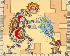 Mayan Mother Samus