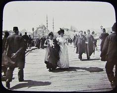 3. Galata Köprüsü'nde Gezinti