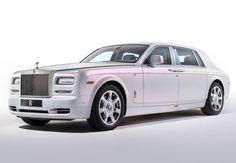 Rolls-Royce Phantom Serenity. Toda la información acerca de la edición especial del modelo de superlujo...