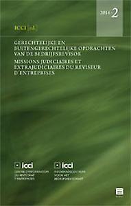 De Blauwe, S. Gerechtelijke en buitengerechtelijke opdrachten van de bedrijfsrevisor. Plaats: 657.3 ICCI