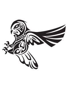 Tribal Owl Tattoo by SageofMagic on deviantart