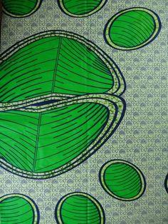 Super Wax Print African Fabric