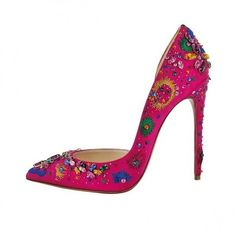 2014 pump shoes   Christian Louboutin, scarpe autunno inverno 2013-2014 (Foto)   Shoes