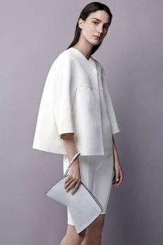 Narciso Rodriguez Resort 2015. See all the best looks here.