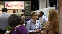 Check out highlights from Coverings 2013 - The Ultimate Tile + Stone Experience.