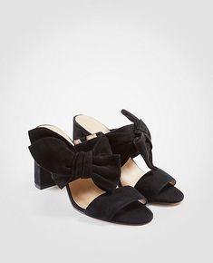 Women/'s Aleksa Low Vamp Kitten Heeled Mules A New Day™ Black Size 6